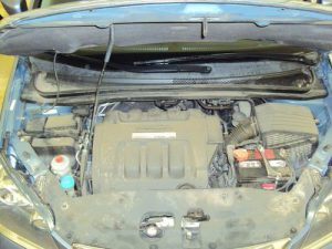 Honda Odyssey Engine