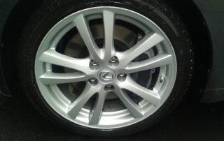 Tire After