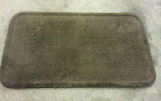 Floor Mat Before