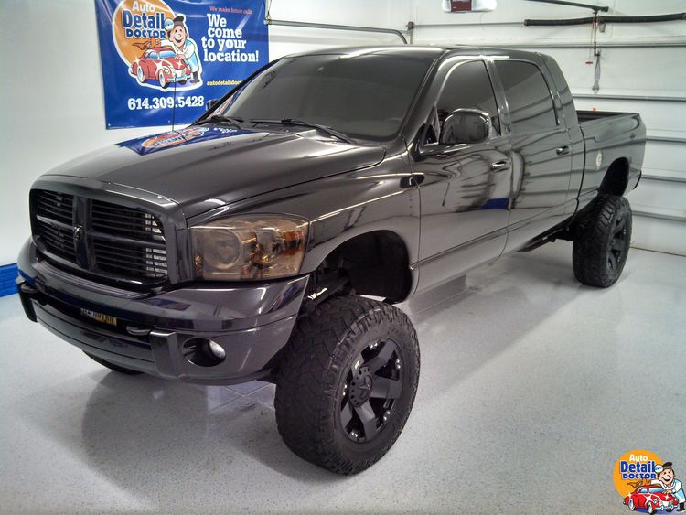 Dodge Ram Truck Detailing