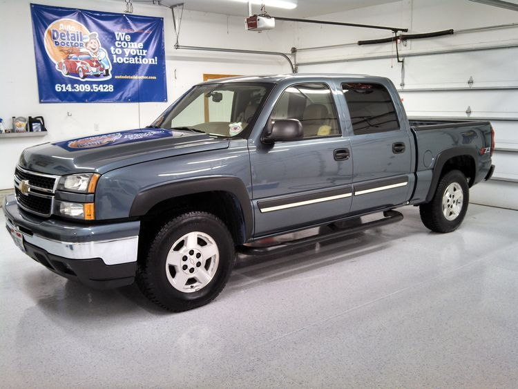 Chevy Truck Detailing