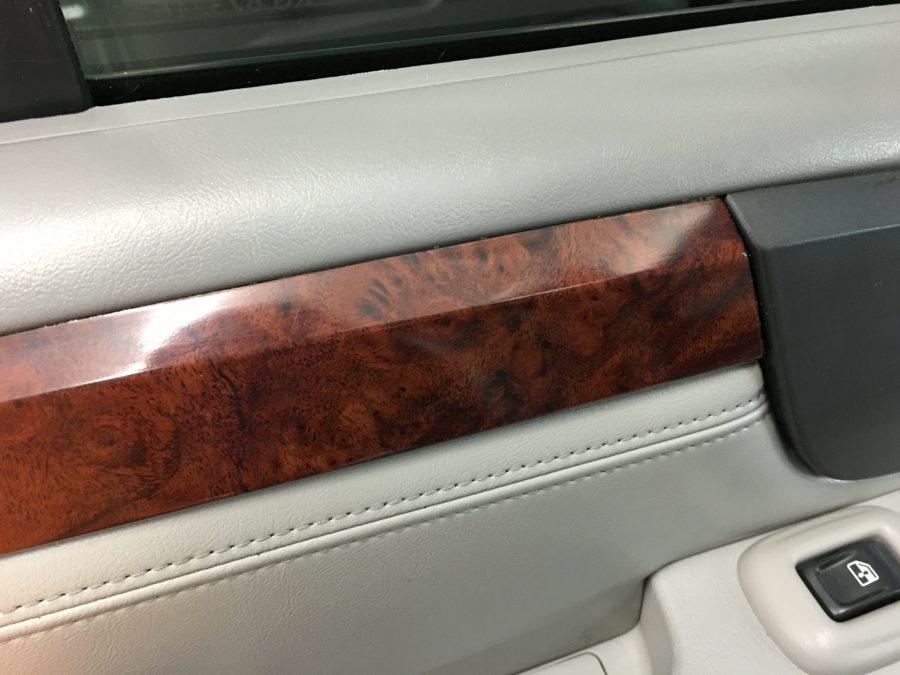 GMC Envoy interior door
