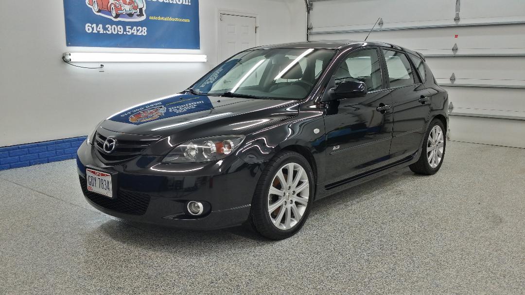 Black Mazda